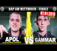 RAP AM MITTWOCH: 07.01.15 BattleMania Finale (4/4) GERMAN BATTLE