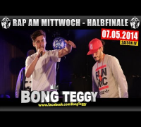 RAP AM MITTWOCH: 07.05.14 BattleMania Halbfinale (3/4) GERMAN BATTLE