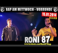 RAP AM MITTWOCH: 15.01.14 BattleMania Vorrunde (2/4) GERMAN BATTLE