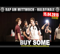 RAP AM MITTWOCH: 15.04.15 BattleMania Halbfinale in Köln (3/4) GERMAN BATTLE