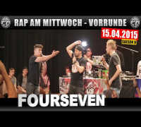 RAP AM MITTWOCH: 15.04.15 BattleMania Vorrunde in Köln (2/4) GERMAN BATTLE