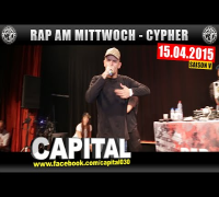 RAP AM MITTWOCH: 15.04.15 Die Cypher in Köln feat. Capital uvm. (1/4)