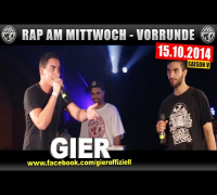 RAP AM MITTWOCH: 15.10.14 BattleMania Vorrunde (2/4) GERMAN BATTLE
