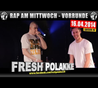 RAP AM MITTWOCH: 16.04.14 BattleMania Vorrunde (2/4) GERMAN BATTLE