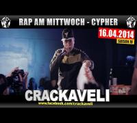 RAP AM MITTWOCH: 16.04.14 Die Cypher feat. Crackaveli uvm. (1/4)