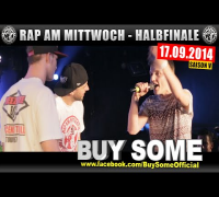 RAP AM MITTWOCH: 17.09.14 BattleMania Halbfinale (3/4) GERMAN BATTLE