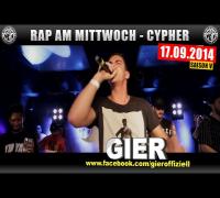 RAP AM MITTWOCH: 17.09.14 Die Cypher feat. Gier uvm. (1/4)
