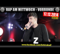 RAP AM MITTWOCH: 17.12.14 BattleMania Vorrunde (2/4) GERMAN BATTLE