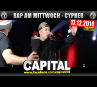 RAP AM MITTWOCH: 17.12.14 Die Cypher feat. Capital uvm. (1/4)