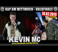 RAP AM MITTWOCH: 18.02.15 BattleMania Halbfinale (3/4) GERMAN BATTLE