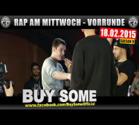 RAP AM MITTWOCH: 18.02.15 BattleMania Vorrunde (2/4) GERMAN BATTLE
