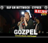 RAP AM MITTWOCH: 18.02.15 Die Cypher feat. Gozpel uvm. (1/4)