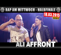 RAP AM MITTWOCH: 18.03.15 BattleMania Halbfinale (3/4) GERMAN BATTLE