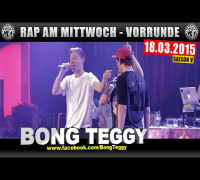 RAP AM MITTWOCH: 18.03.15 BattleMania Vorrunde (2/4) GERMAN BATTLE