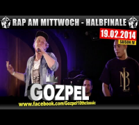 RAP AM MITTWOCH: 19.02.14 BattleMania Halbfinale (3/4) GERMAN BATTLE