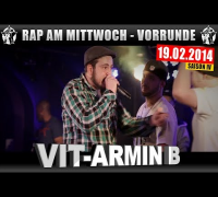 RAP AM MITTWOCH: 19.02.14 BattleMania Vorrunde (2/4) GERMAN BATTLE