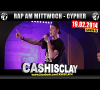 RAP AM MITTWOCH: 19.02.14 Die Cypher feat. Cashisclay uvm. (1/4)