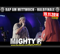 RAP AM MITTWOCH: 19.11.14 BattleMania Halbfinale (3/4) GERMAN BATTLE