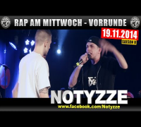 RAP AM MITTWOCH: 19.11.14 BattleMania Vorrunde (2/4) GERMAN BATTLE