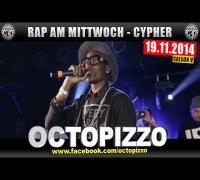 RAP AM MITTWOCH: 19.11.14 Die Cypher feat. Octopizzo uvm. (1/4)