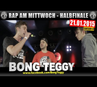 RAP AM MITTWOCH: 21.01.15 BattleMania Halbfinale (3/4) GERMAN BATTLE