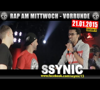 RAP AM MITTWOCH: 21.01.15 BattleMania Vorrunde (2/4) GERMAN BATTLE