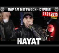 RAP AM MITTWOCH: 21.01.15 Die Cypher feat. Hayat uvm. (1/4)