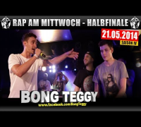 RAP AM MITTWOCH: 21.05.14 BattleMania Halbfinale (3/4) GERMAN BATTLE