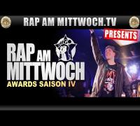 RAP AM MITTWOCH: AWARDVERLEIHUNG SAISON IV (EXKLUSIV)