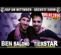 RAP AM MITTWOCH   BMCL: NÄCHSTE SHOW AM 05.02.2014 - ANSAGE (VIDEOFLYER)