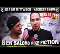 RAP AM MITTWOCH   BMCL: NÄCHSTE SHOW AM 05.03.2014 - ANSAGE (VIDEOFLYER)