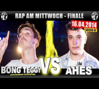 RAP AM MITTWOCH: Bong Teggy vs Ahes 16.04.14 BattleMania Finale (4/4) GERMAN BATTLE