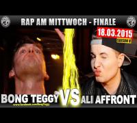 RAP AM MITTWOCH: Bong Teggy vs Ali Affront 18.03.15 BattleMania Finale (4/4) GERMAN BATTLE