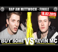 RAP AM MITTWOCH: Buy Some vs Kevin MC 18.02.15 BattleMania Finale (4/4) GERMAN BATTLE