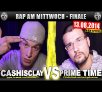 RAP AM MITTWOCH: Cashisclay vs Prime Time 13.08.14 Köln BattleMania Finale (4/4) GERMAN BATTLE