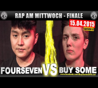 RAP AM MITTWOCH: Fourseven vs Buy Some 15.04.15 BattleMania Finale (4/4) GERMAN BATTLE