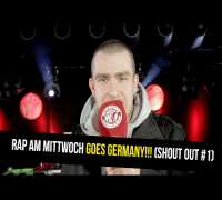 RAP AM MITTWOCH GOES GERMANY!!! Fresh Polakke, Tierstar & DJ Pete Shout Out #1 (Einlass ab 16 J.)