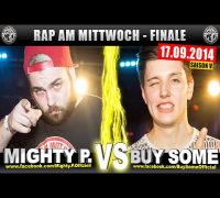 RAP AM MITTWOCH: Mighty P. vs Buy Some 17.09.14 BattleMania Finale (4/4) GERMAN BATTLE