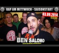 RAP AM MITTWOCH SAISONSTART V   BMCL AM 03.09.2014 - ANSAGE (VIDEOFLYER)