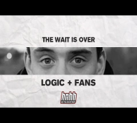 "Rapper Logic Talks About The Strength Of His Fanbase & ""Under Pressure"" in NYC October 15 2014"