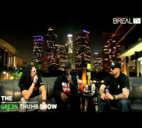Rappin' 4-Tay on Dr. Greenthumb Show (5/19/14) Part 1