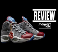 Reebok Pump Question 'A Day In Philly' Review