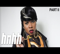 Remy Ma Talks DJ Khaled, Keeping In Touch With Friends & Writing Raps While In Prison (Pt. 2)