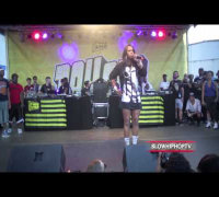 "REMY MA ""THEY DON'T LOVE YOU NO MORE"" Live @ FOOLS GOLD DAY OFF"