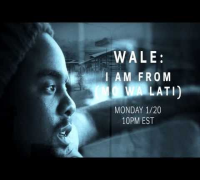 REVOLT Presents: 'Wale: I Am From' Documentary Trailer