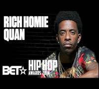 Rich Homie Quan Discusses his Nominations and Performances at the 2014 BET Hip-Hop Awards