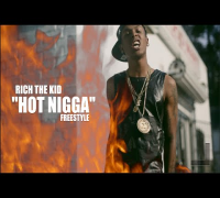 Rich The Kid - Hot Nigga (Freestyle) Shot By @AZaeProduction