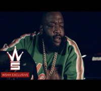 Rick Ross - Hood Billionaire Intro   Official Cover Artwork Premiere (Official Video)