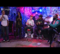 Rick Ross #HOODBILLIONAIRE Google Hangout and Digital In-Store