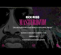 "Rick Ross ""Mastermind"" Official Tracklisting (Pre order Feb 7 @ 5pm and recieve #WarReady ft Jeezy)"